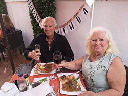 Birthdays, wedding anniversaries and friends getting together, Charlie's is honoured that they all chose us.