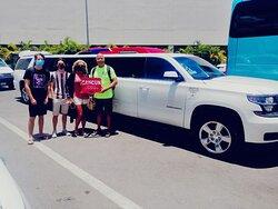 Cancun Limo Transportation