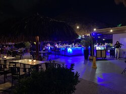 Water's Edge Restaurant Aruba