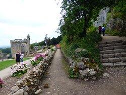 The formal Gardens.