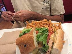 chincken sandwich