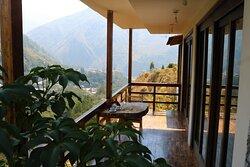 suite deluxe con cajuzzy y terraza