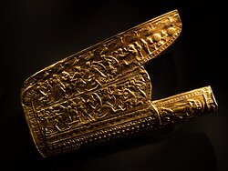 Golden breastplate of Philip II of Macedonia, Alexander the Great's father