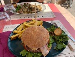 Burger maison