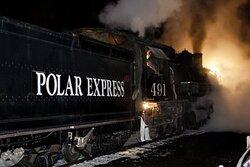 THE POLAR EXPRESS TRAIN RIDE AT DURANGO AND SIVERTON NARROW GAUGE RAILROAD 🛤