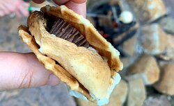 Have you ever tasted the perfect s'more?