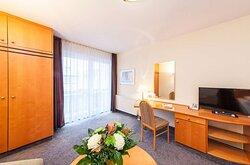 Single Appartment Novum Apartment Hotel am Ratsholz