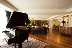 Presidential Suite Piano Swissotel Lima