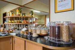 Breakfast Buffet TOP acoura Hotel Bonn