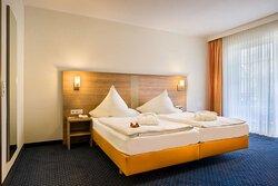 Superior double room TOP acora Hotel Dusseldorf