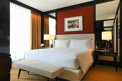 Verrazzano Two Bedroom Suite Bedroom One