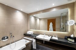 Bathroom in Deluxe Room