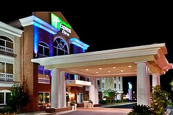 Holiday Inn Express Sumter Exterior