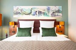 Leonardo Royal Hotel Berlin Alexanderplatz - Deluxe Room