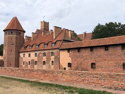 Buitenkant kasteel