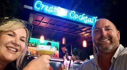 thank you for supporting creative cocktails