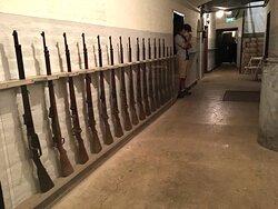 les fusils