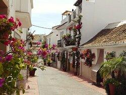 So many pretty streets