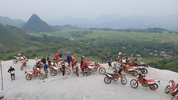 Mai Chau motorbike tour