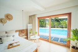 Pool View Deluxe Room