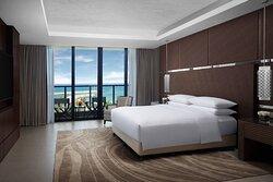 Marriott Suite - Bedroom