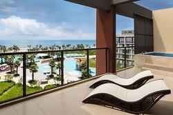 Ocean View Bath Suite - Balcony