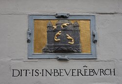 Dit is in Beverburch 1556