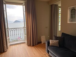 Modern Hotel on Lake Como