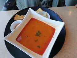 soupe de poisson maison sauce rouille