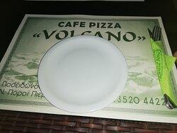 pizza volcano, ζμάρια ηφαίστειο
