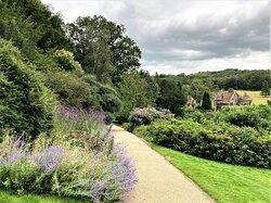 3.  Scotney Castle Garden, Scotney Castle, Lamberhurst, Kent