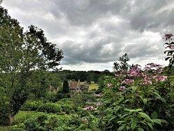 4.  Scotney Castle Garden, Scotney Castle, Lamberhurst, Kent
