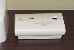 Never had to monitor the carbon monoxide levels in my hotel room before