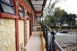 Mpeta House corridor