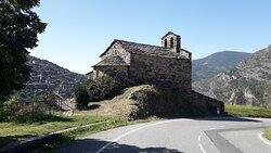 Iglesia San Serni de Nagol