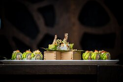Sushi for the adventurous with sustainable ingredients that will have you coming back for more.