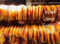 Our Sunday lunches, great meat choices, meat free, vegan and gluten free