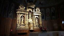 Iglesia de Sant Pere Martir. Retablo