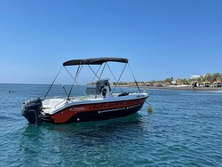 Rental Boat without license