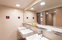 Bathroom for Dormitory 8-bed