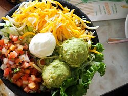All the freshest fajita fixings you could want, in one place!