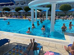 Fantastic family holiday with 5* food