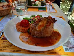 cochon sauce aigre douce