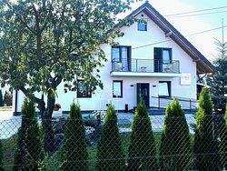 Pensjonat Borek - budynek