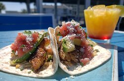 Blackened Grouper Tacos
