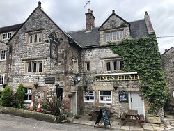A photo of the Kings Head in Bonsall