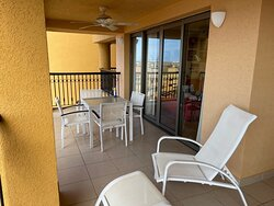 Balcony of room 2716