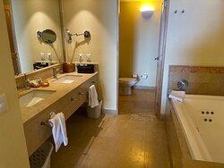 Bathroom - one bedroom room 2716