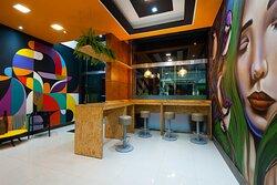 Mural Living - Lobby