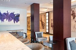 Ivy Hotel Lobby